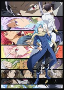 Tensei shitara Slime Datta Ken 2nd Season เกิดใหม่ทั้งทีก็เป็นสไลม์ไปซะแล้ว (ภาค2) ตอนที่ 1-12 ซับไทย Anime